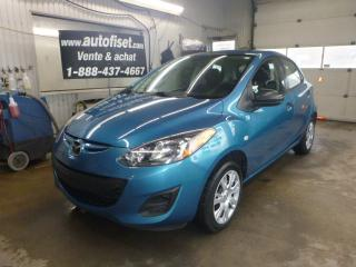 Used 2011 Mazda MAZDA2 4DR HB AUTO GX for sale in St-Raymond, QC