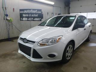 Used 2013 Ford Focus 4DR SDN S for sale in St-Raymond, QC