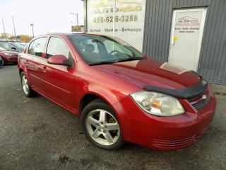 Used 2010 Chevrolet Cobalt ***LT,AUTOMATIQUE,MAGS,A/C,1SA*** for sale in Longueuil, QC