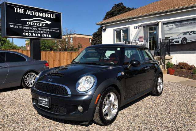 2009 MINI Cooper S S MANUAL LEATHER PANO ROOF NO ACCIDENT