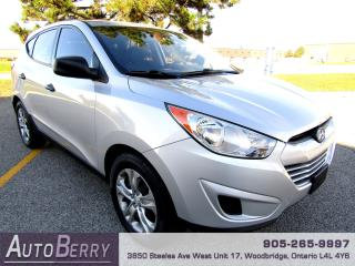 Used 2013 Hyundai Tucson GL - AWD - 2.4L for sale in Woodbridge, ON