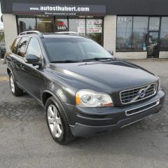 Used 2011 Volvo XC90 3.2L AWD **7 PLACES** for sale in St-Hubert, QC