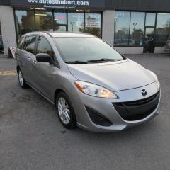 Used 2014 Mazda MAZDA5 GS **6 PLACES** for sale in St-Hubert, QC