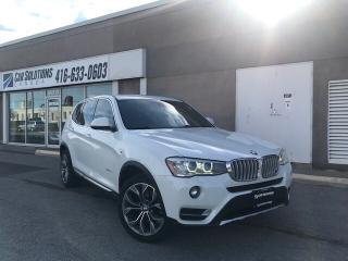 Used 2015 BMW X3 SOLD for sale in Toronto, ON