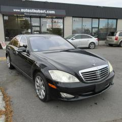 Used 2007 Mercedes-Benz S550 S550 4Matic for sale in St-Hubert, QC