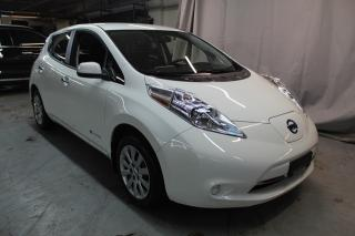 Used 2017 Nissan Leaf S (BAS KILO 24400KM,CHARGE RAPIDE!) for sale in St-Constant, QC