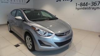 Used 2015 Hyundai Elantra Berline 4 portes, boîte manuelle, GL for sale in St-Raymond, QC