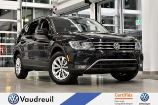 Used 2018 Volkswagen Tiguan Trendline * APP-CONNECT * 17 POUCES for sale in Vaudreuil-Dorion, QC