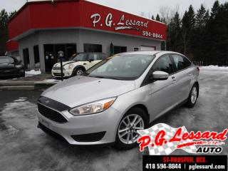 Used 2016 Ford Focus Se automatique camera de recul bluetooth for sale in St-Prosper, QC