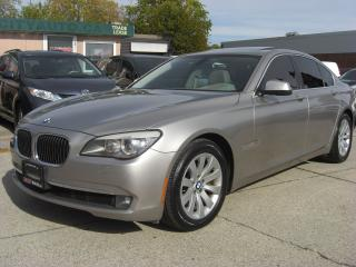 Used 2011 BMW 7 Series 750i xDrive for sale in London, ON