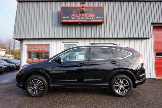 Used 2012 Honda CR-V LX AWD MAGS CAMERA DÉMARREUR BLUETOOTH 133 470 KM for sale in Lévis, QC