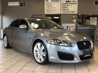 Used 2012 Jaguar XF XFR SUPERCHARGED for sale in Burlington, ON