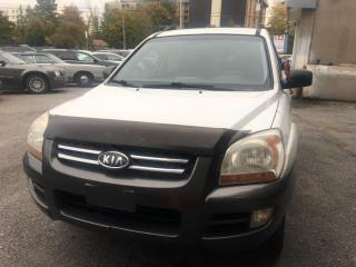 Used 2006 Kia Sportage LX V6 for sale in Scarborough, ON