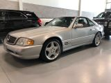 Photo of Silver 1999 Mercedes-Benz 500SL