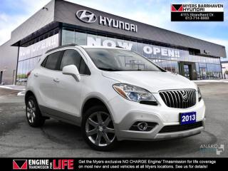 Used 2013 Buick Encore Premium  - $81.11 /Wk for sale in Nepean, ON