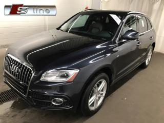 Used 2016 Audi Q5 Technik S-LINE NAVIGATION MAGS 19 TOIT PANOR. for sale in St-Eustache, QC
