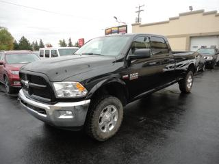 Used 2018 RAM 2500 Outdoorsman 4X4 Crew Boite8' Hitch for sale in Laval, QC
