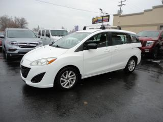 Used 2013 Mazda MAZDA5 AUTO A/C 6 PASSAGERS DÉMARREUR for sale in Laval, QC