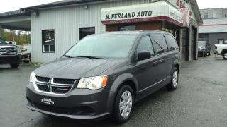 Used 2018 Dodge Grand Caravan SXT 2RM for sale in Sherbrooke, QC