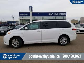 Used 2017 Toyota Sienna LE/AWD/BACKUP CAM/BLUETOOTH/HEATED SEATS for sale in Edmonton, AB