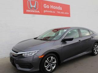 Used 2018 Honda Civic Sedan HONDA CERTIFIED, LX for sale in Edmonton, AB