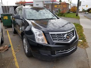 Used 2016 Cadillac SRX for sale in Toronto, ON
