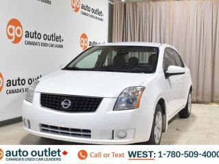 Used 2009 Nissan Sentra Fe+, 2.0L I4, Fwd, Cloth seats for sale in Edmonton, AB