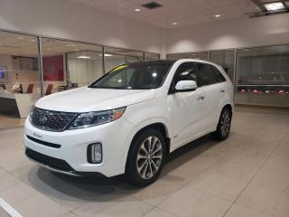 Used 2015 Kia Sorento SX V6 for sale in Beauport, QC