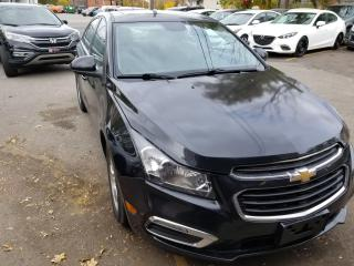 Used 2016 Chevrolet Cruze for sale in Toronto, ON