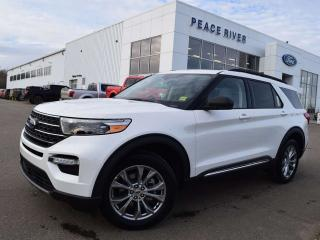 Used 2020 Ford Explorer XLT for sale in Peace River, AB