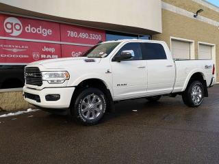 New 2019 RAM 2500 Laramie 4x4 Crew Cab / Sunroof / GPS Navigation for sale in Edmonton, AB