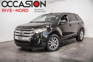Used 2011 Ford Edge Limited AWD CUIR+CAM.RECUL+SIEGES.CHAUFFANTS for sale in Boisbriand, QC
