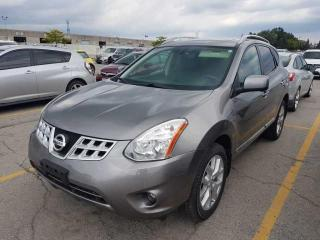 Used 2012 Nissan Rogue SL for sale in Oakville, ON