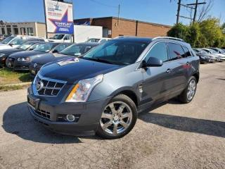 Used 2010 Cadillac SRX 3.0 Performance for sale in Oakville, ON