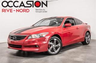 Used 2012 Honda Accord EX-L NAVI+CUIR+TOIT.OUVRANT for sale in Boisbriand, QC