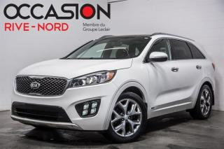 Used 2016 Kia Sorento SX+ AWD 7.PASS+NAVI+CUIR for sale in Boisbriand, QC