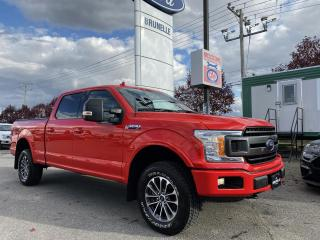 Used 2018 Ford F-150 Xlt Sport 302a Fx4 for sale in St-Eustache, QC