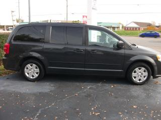 Used 2011 Dodge Grand Caravan SXT  STOW N GO   VERY VERY NICE VAN for sale in Fonthill, ON