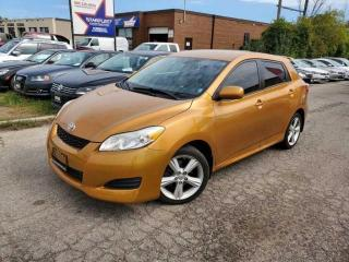 Used 2009 Toyota Matrix XR for sale in Oakville, ON