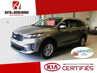 Used 2019 Kia Sorento LX AWD APPLE CAR ANDROID VOLANT CHAUFF for sale in Notre-Dame-des-Pins, QC
