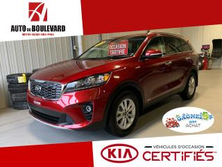 Used 2019 Kia Sorento for sale in Notre-Dame-des-Pins, QC