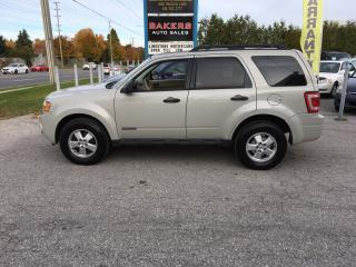 Used 2008 Ford Escape XLT for sale in Newmarket, ON