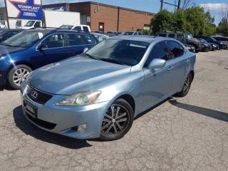 Used 2008 Lexus IS 250 AWD for sale in Oakville, ON