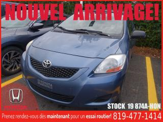 Used 2011 Toyota Yaris Base+AUTOMATIQUE for sale in Drummondville, QC