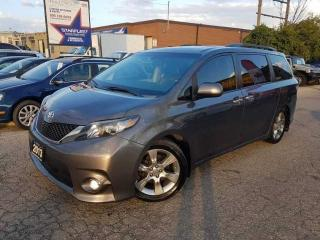 Used 2013 Toyota Sienna SE for sale in Oakville, ON
