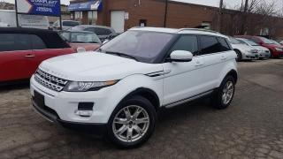 Used 2012 Land Rover Range Rover Evoque Prestige Premium for sale in Oakville, ON