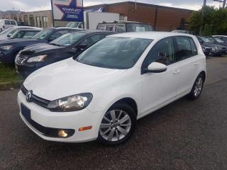 Used 2012 Volkswagen Golf COMFORTLINE for sale in Oakville, ON