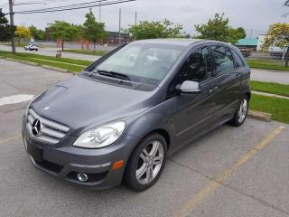 Used 2009 Mercedes-Benz B-Class B200 SUNROOF for sale in Oakville, ON