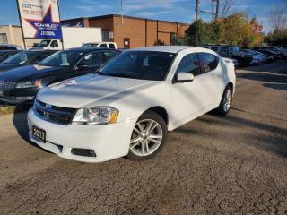 Used 2013 Dodge Avenger SXT for sale in Oakville, ON