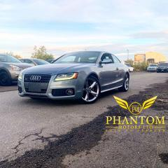 Used 2011 Audi A5 2.0L Premium for sale in Brampton, ON